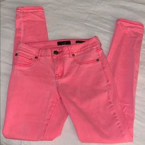 "Jessica Simpson ""KISS Me"" skinny jeans"